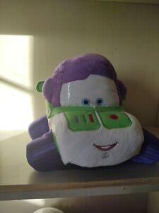 Disney Store Disney Pixar Toy Story Buzz Lightyear As A Car 9 Inch Plush Toy
