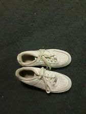 Big Kids Size 5.5Ynike Air Force 1 Low Top Basketball Shoes White 314192-117
