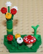 Lego Mixed flowers plants & mushroom NEW!!!