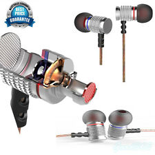 KZ-EDR2 In Ear 3.5mm Headset Metal Earphone Headphones For MP3 Player Cellphone