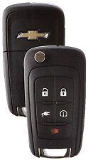 NEW Chevy GM OEM  Switchblade Flip Key 5 Button Remote 22755321 5920157 LOGO