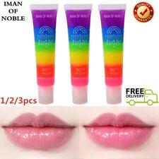 Rainbow Sugar Tasty Lip gloss Transparent Lip Gloss 18ML