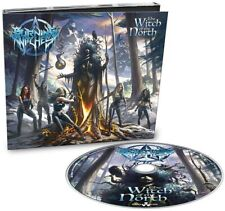 Burning Witches - The Witch Of The North (Digipak) CD ALBUM (28TH MAY) PRESALE