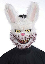SCARY KILLER BUNNY Rabbit, Baxter Rapper, Halloween Fancy Dress Costume Mask