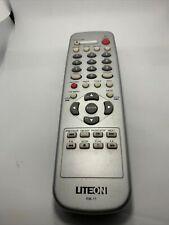 LiteOn RM-11 DVD Player Recorder Remote