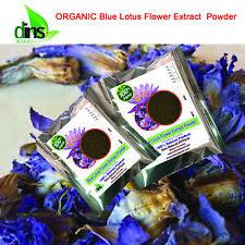 Blue Lotus Flower Extract / Nymphaea Caerulea Powder