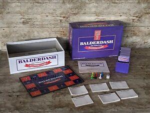 Vintage BALDERDASH Board Game The Hilarious Bluffing Game 1984,Complete