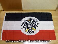 Flagge Deutsches Reich Dienstflagge Kolonialamts Neu - 90 x 150 cm