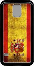 funda carcasa dura case Samsung Galaxy S5 bandera espana