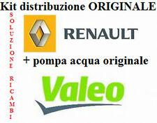 Kit distribuzione + pompa acqua Renault MEGANE III 1.5DCi dal 10/2008