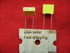 50 pcs -  .0047uf  (4700pf, 0.0047uf)  100v  10% tol radial poly film capacitors