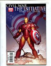 CIVIL WAR: THE INITIATIVE #1 - EVENT ONE-SHOT (9.2) 2007