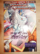 TRANSFORMERS More Than Meets The Eye (IDW 2012) #22