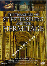 The Treasures Of St Petersburg And The Hermitage (DVD, 2004)