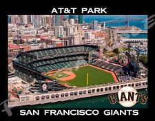 San Francisco - AT&T PARK - Souvenir Magnet