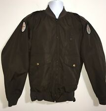 Blauer Men's Florida Departments Of Correction Brown Jacket Size M