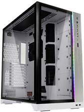 Lian Li O11Dynamic XL (ROG Certified) Midi-Tower - weiß Midi-Tower PC-Gehäuse, G