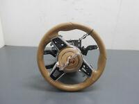 2015 15 16 Porsche Macan S Leather Steering Wheel / Paddles / Column #2257