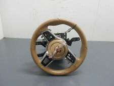 2015 15 16 Porsche Macan S Leather Steering Wheel / Paddles / Column #2257