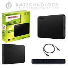 3522-053 Toshiba Canvio Basics 3tb Usb3.0 2.5zoll Schwarz - Germania