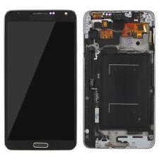 PANTALLA COMPLETA LCD + TACTIL + MARCO SAMSUNG GALAXY NOTE 3 N9005 NEGRO
