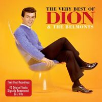 DION & THE BELMONTS - THE VERY BEST OF 2 CD NEW!