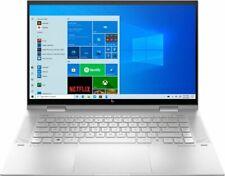 """HP ENVY x360 2-in-1 15.6"""" (i7, 16GB RAM, 512GB SSD + 32GB Intel Optan) -Silver"""
