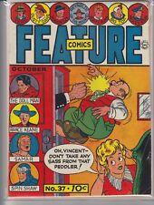 FEATURE COMICS # 37