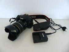 Canon EOS 500D 15.1 MP SLR-Digitalkamera - Schwarz + EFS 17-85mm Objektiv