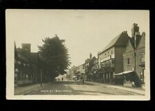 Solihull Unposted Printed Collectable Warwickshire Postcards
