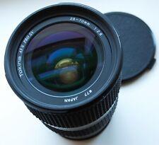 SONY A MINOLTA Mount & TOKINA a ALPHA-x 28-70mm f/2.8 SV PRO veloce Pro Zoom Lens