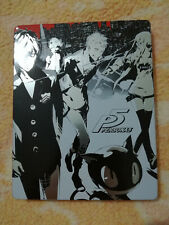 Persona 5 Day one Steelbook Edition Playstation 4 PS4 ITA