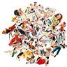 50 Sexy Pinup Girls Stickerbomb vp Retrostickern Aufkleber Sticker Mix Decals