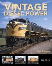 Vintage Diesel Power, Solomon, Brian Train Book