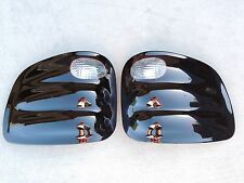 00-03 F150 FLARESIDE Smoked Tail Lights OE Black Tinted Non led Lamps CUSTOM!