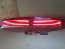 Lincoln MKX 2007 Used Oem Center Rear Lifegate Hatch Tail Light 2007-2010