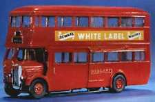 Midland Red white-metal or resin bus kits by W&T. WTP03