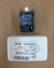 Cutler-Hammer E22TL1LW Transformer Light Unit 120V 60hz w/white LED