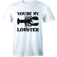 You're My Lobster Friends Inspired Cosplay T-Shirt Funny couple Men's Tee Shirt