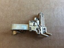 1970s Towmotor fork lift original salesmans promotional tie bar