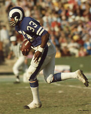 WILLIE ELLISON 1970 LA LOS ANGELES RAMS 8X10 PHOTO