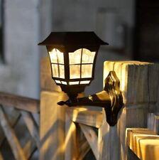 New listing Lamparas Solar Luces Solares Para Exteriores Inalambricas Led Luz De Pared 4Pack