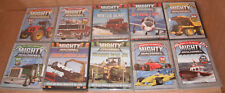 Lot of 10 Mighty Machine DVDs NEW