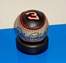 Dale Earnhardt #3 Collectible Souvenir Baseball Black & Silver
