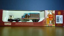 Foden S21 Ballast Box - Lledo Model, Various Finish, Trackside, Original Box