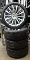4 Orig BMW Winterräder Styling 620 245/45 R19 102V 6er G32 7er G11 G12 6861225 R