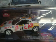 1:43 TOYOTA CELICA GT-FOUR 1999  RALLYE MONTE-CARLO C. DIE-CAST