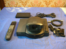 Sony PCS-P150P + remote control + power supply + IR repeater