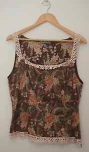 Alannah Hill Summer Top   ~Size 14~  New Girl in Town Story