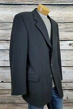 Gianfranco Ruffini Blazer Mens Dark Green Cashmere Blend Sport Coat Jacket 44 L
